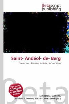 Saint- Andéol- de- Berg