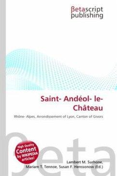 Saint- Andéol- le- Château