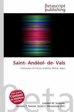 Saint- Andéol- de- Vals