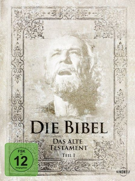 die bibel teil 1 das alte testament 5 discs film auf dvd b. Black Bedroom Furniture Sets. Home Design Ideas
