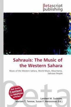 Sahrauis: The Music of the Western Sahara