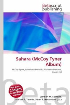 Sahara (McCoy Tyner Album)