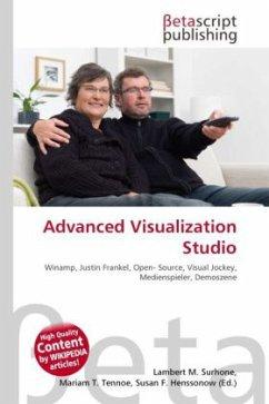 Advanced Visualization Studio