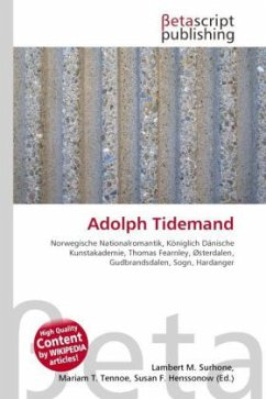 Adolph Tidemand