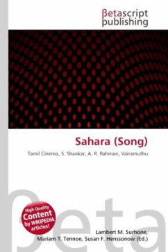Sahara (Song)