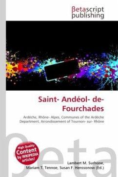 Saint- Andéol- de- Fourchades