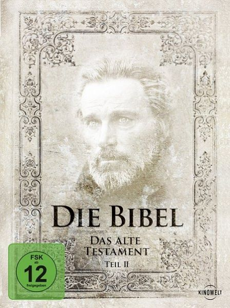 die bibel teil 2 das alte testament 5 discs film auf dvd. Black Bedroom Furniture Sets. Home Design Ideas