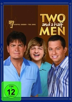 Two and a Half Men: Mein cooler Onkel Charlie - Staffel 7.1 (2 DVDs)