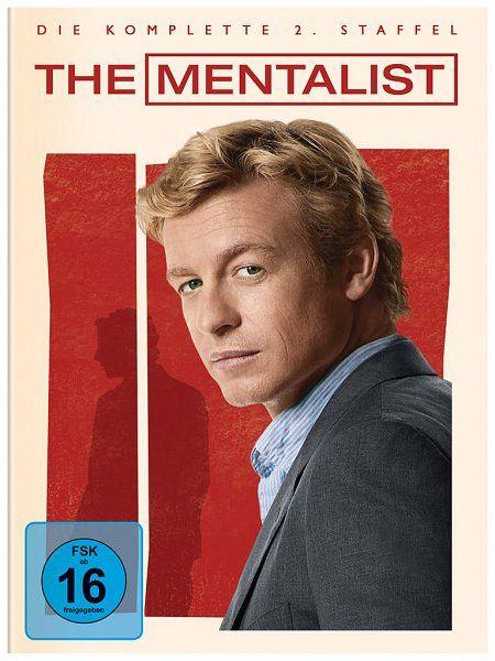 The Mentalist Staffel 7 Dvd