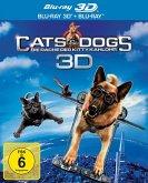 Cats & Dogs - Die Rache der Kitty Kahlohr (Blu-ray 3D, 2 Discs)