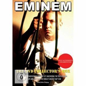 eminem the dvd collector 39 s box 2 discs film auf dvd. Black Bedroom Furniture Sets. Home Design Ideas