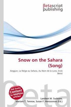 Snow on the Sahara (Song)