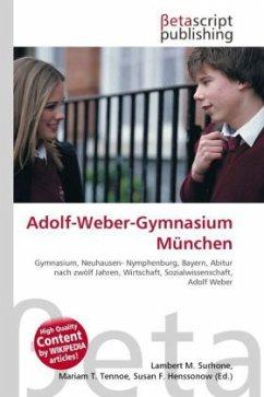 Adolf-Weber-Gymnasium München