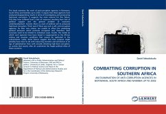COMBATTING CORRUPTION IN SOUTHERN AFRICA