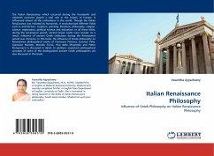 Italian Renaissance Philosophy - Ayyachamy, Vasantha