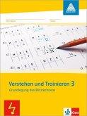 Mathe 2000. Verstehen und Trainieren. Schülerarbeitsheft 3. Schuljahr
