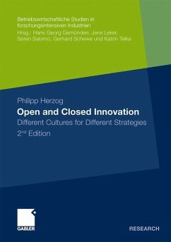 Open and Closed Innovation