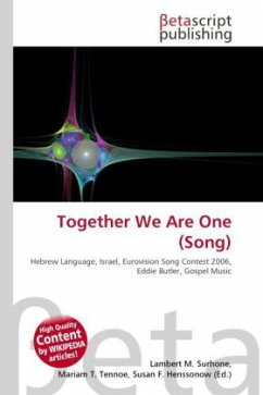 Together We Are One (Song)