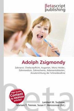 Adolph Zsigmondy