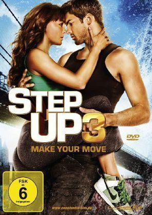 Step Up 3D (DVD) - Diverse