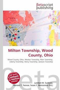 Milton Township, Wood County, Ohio