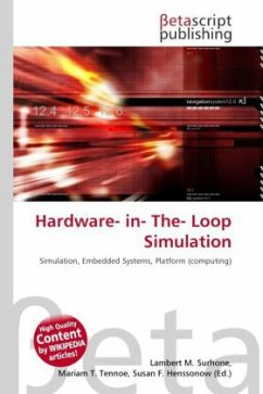 Hardware- in- The- Loop Simulation