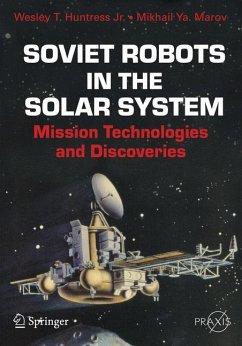 Soviet Robots in the Solar System - Huntress, JR., Wesley T.;Marov, Mikhail Ya