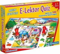 Mein erstes E-Lektor Quiz (Kinderspiel)