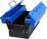 Corvus A600029 - Kids at work: Metall-Werkzeugkasten, blau