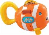 VTech Baby 80-113304 - Badespaß Fisch, für Badewanne