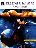 Klezmer & More - Violin Duets, für 2 Violinen
