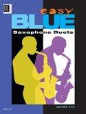 Easy Blue Saxophone Duets, für 2 Saxophone (AA/TT/AT)