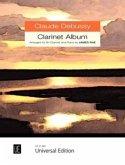 Clarinet Album, für Klarinette (B) und Klavier