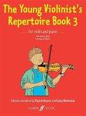 Young Violinist's Repertoire, violin + piano