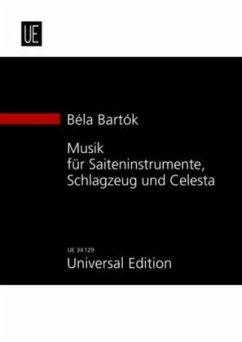 Musik für Saiteninstrumente, Schlagzeug und Cel...
