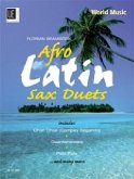 Afro-Latin Saxophone Duets, für 2 Saxophone (AA/AT)
