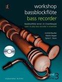 Workshop Bassblockflöte 3 mit CD
