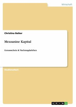 Mezzanine Kapital