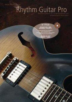 Rhythm Guitar Pro, m. Audio-CD