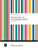 Notenbüchlein der Anna Magdalena Bach, für Flöte und Klavier