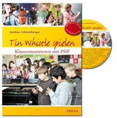 Tin Whistle spielen, m. Audio-CD