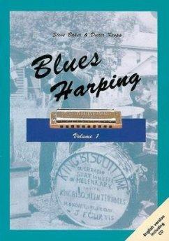 Blues Harping - Kropp, Dieter; Baker, Steve