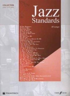 Jazz Standards, für Klavier und Gesang.