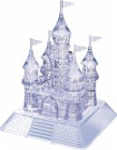 HCM 09002 - Crystal Puzzle: Schloss, transparent