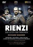 Wagner, Richard - Rienzi, der letzte der Tribunen (2 Discs, NTSC)