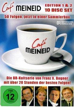 Cafe Meineid - Box Edition 1 & 2 (10 Discs)