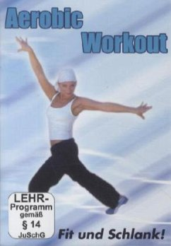 aerobic workout auf dvd portofrei bei b. Black Bedroom Furniture Sets. Home Design Ideas