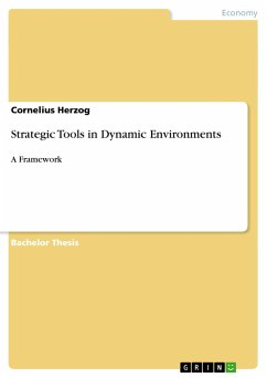 Strategic Tools in Dynamic Environments