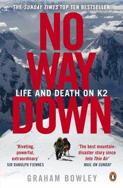No Way Down - Bowley, Graham
