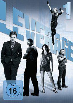 Leverage - Staffel 1 (3 Discs)